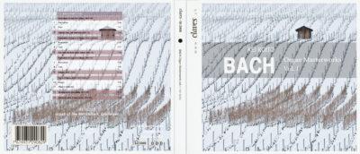 Claves - projet de pochette pour CD-Rom